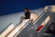 IMAGES: Melania Trump's Task in Europe? Show Another Side of the White House