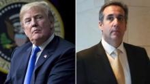 IMAGE: Exclusive: CNN obtains secret Trump-Cohen tape