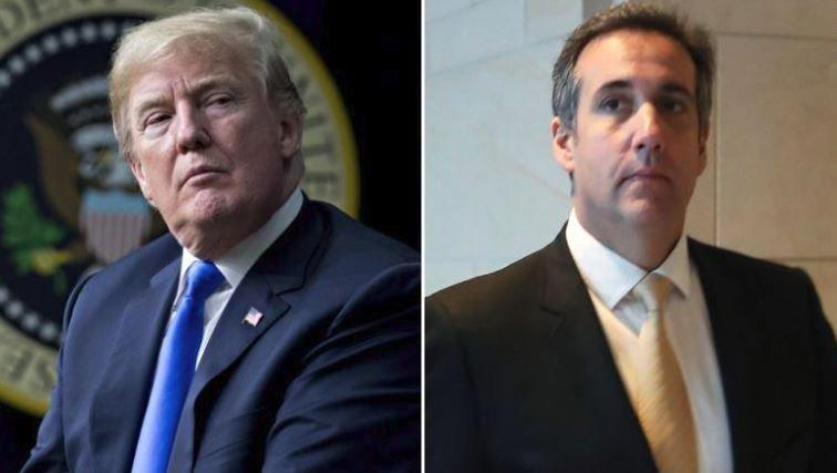"""Presidential candidate Donald Trump is heard on tape discussing with his attorney Michael Cohen how they would buy the rights to a Playboy model's story about an alleged affair Trump had with her years earlier, according to the audio recording of the conversation aired exclusively on CNN's """"Cuomo Prime Time."""""""