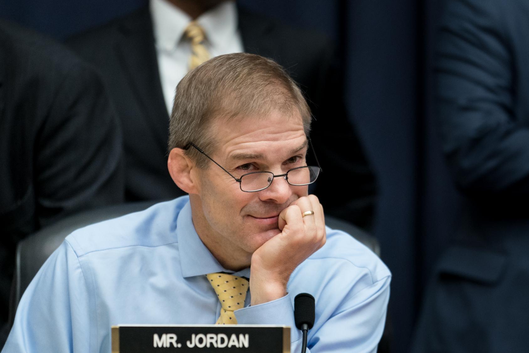 Jim Jordan, Embattled Conservative, Says He Will Run for House