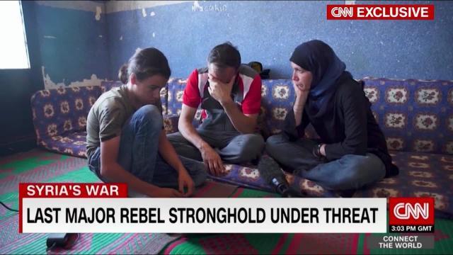 US on alert as Syrian regime prepares for assault on final rebel stronghold