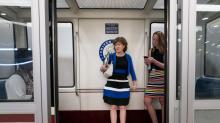 IMAGES: Interest Groups Turn Up Pressure on Senators Before Kavanaugh Vote