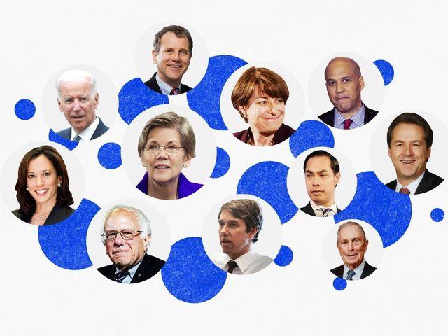 Why Kamala Harris is the new Democratic frontrunner