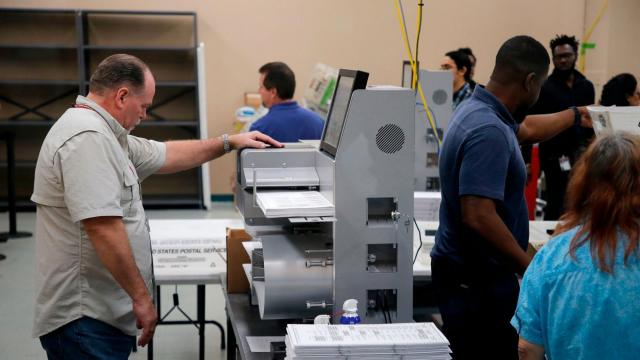 Florida Democratic Party faces questions over vote by-mail signature match correction push