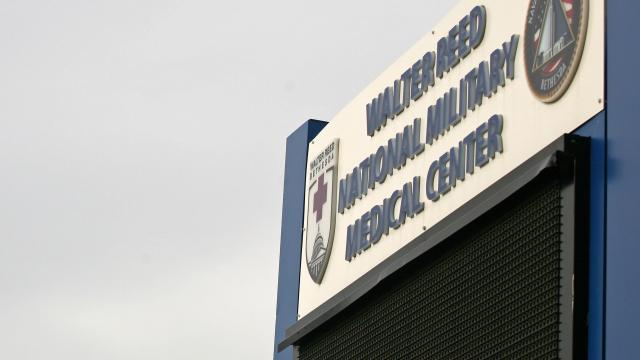 Pentagon says report of active shooter at Walter Reed medical center was a drill