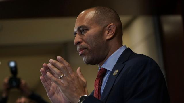 Rep. Hakeem Jeffries. Alex Wong/Getty Images