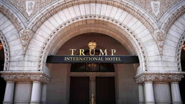 Washington Post: Saudi government paid for rooms at Trump's DC hotel