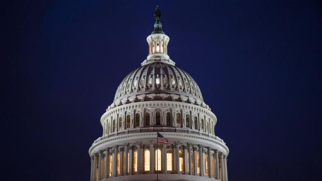Congress moves to avert immediate shutdown with two-week funding extension