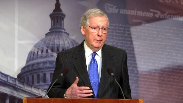 Effort to avert government shutdown hits headwinds in Senate