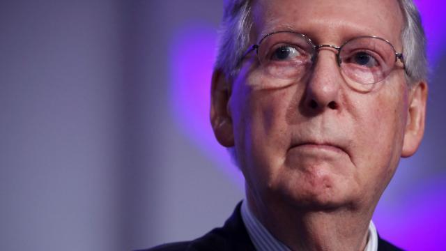 Trump invites GOP senators to the White House as Washington is on the brink of shutdown