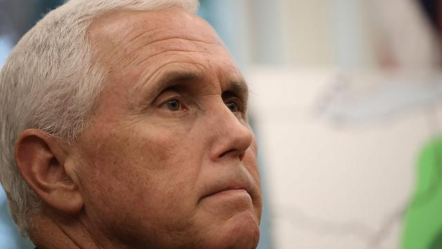 Pence misleadingly cites some statistics to push Trump border wall