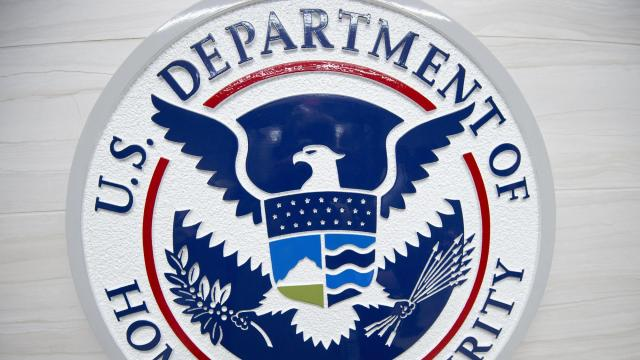 What isn't getting done at the Department of Homeland Security during the shutdown