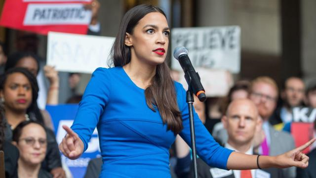 Alexandria Ocasio-Cortez secures seat on powerful House Financial Services Committee