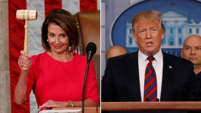 President Donald Trump insisted in a letter Wednesday he would deliver his annual State of the Union address from the chamber of the US House next week as planned, telling House Speaker Nancy Pelosi her concerns about security during a partial government shutdown were unfounded. (CNN)
