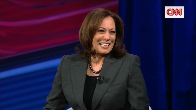 A Democratic Presidential Town Hall with candidate Kamala Harris, moderated by Jake Tapper. (CNN)