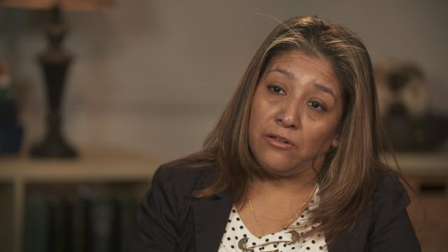 The last time Victorina Morales and Sandra Diaz were in the same room as Donald Trump they were cleaning his residence at Trump National Golf Club in Bedminster, New Jersey. (CNN)
