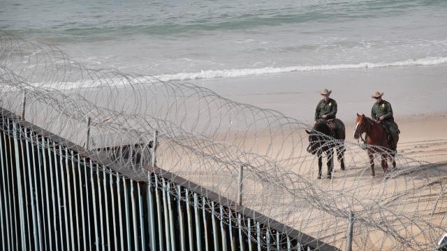 GOP-led Senate passes border funding bill