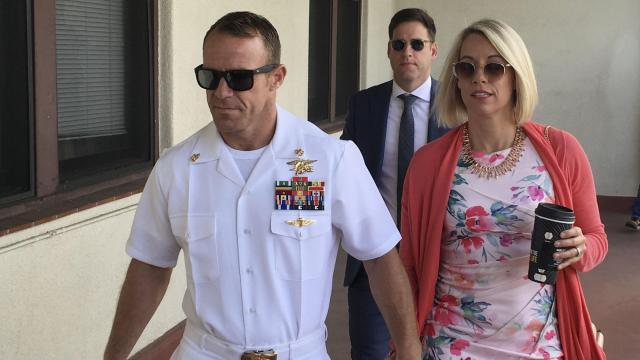 Fate of Navy SEAL accused of fatally stabbing ISIS detainee in hands of jury