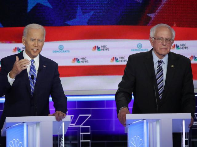 Biden regrets remarks about working with segregationist senators
