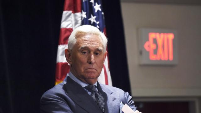 Judge expands Roger Stone gag order to include all social media