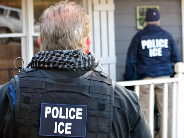 35 arrested in Trump-touted ICE operation that targeted 2,000