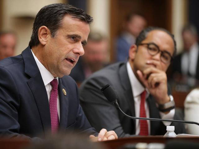 Trump nominates staunch loyalist John Ratcliffe to become chief US spymaster