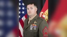 IMAGE: Pentagon identifies US Marine killed in Iraq