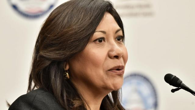 Congresswoman: New immigration rule is 'an excuse to rid the country of people who look like me'