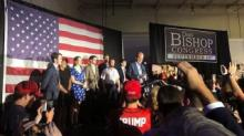 IMAGES: Republican Dan Bishop narrowly wins closely watched North Carolina special congressional election