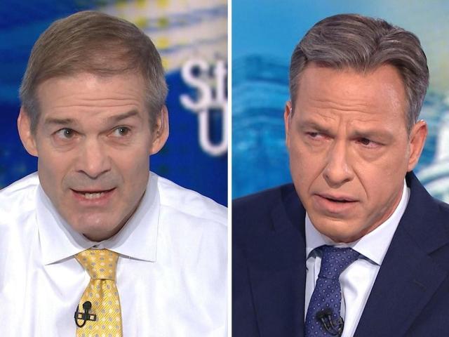 Tapper fact-checks GOP Rep. Jim Jordan on Ukraine scandal