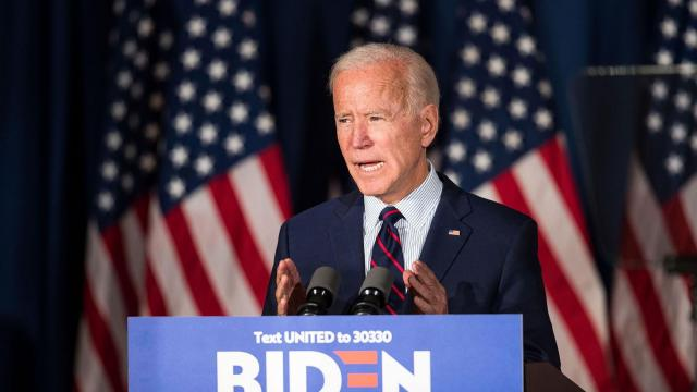In a shift, Biden campaign signals openness to a super PAC