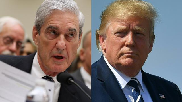 House impeachment investigators can see Mueller grand jury materials, judge rules