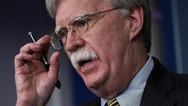 John Bolton's attorney says he won't appear without subpoena after impeachment investigators invite him to testify
