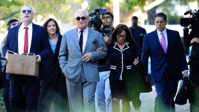 Roger Stone trial reopens questions about Trump's 2016 actions