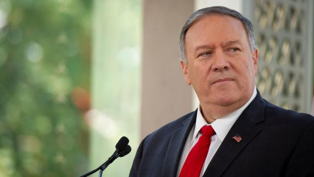 Pompeo refuses to counter Ukraine conspiracy theory and deflects Trump suggestion he may testify