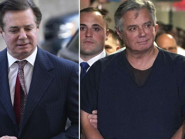 New York judge dismisses state indictment against Paul Manafort