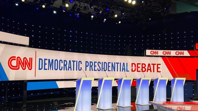 Sanders and Biden tangle over Iraq War vote in debate over foreign policy
