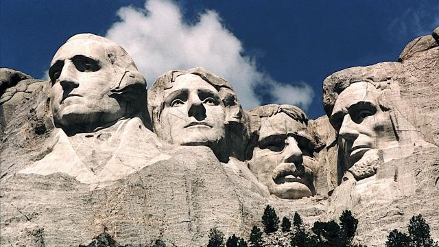 Trump confirms July 4 fireworks at Mt. Rushmore, brushing aside environmental concerns