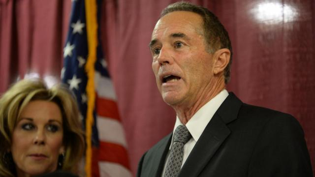 Former Rep. Chris Collins, the first member of Congress to endorse Trump, sentenced to 26 months in prison in insider trading case