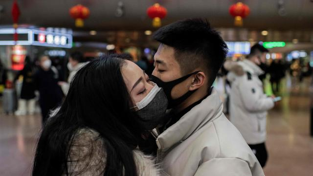 US arranging charter flight to evacuate diplomats out of China amid coronavirus outbreak, official says