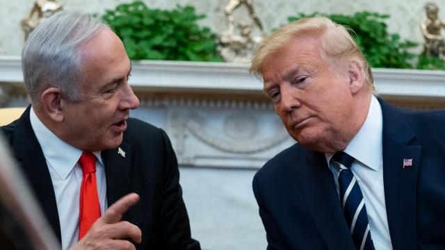 Trump unveils controversial Middle East plan alongside Netanyahu