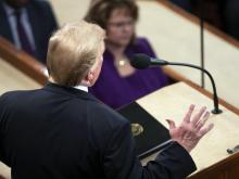 The State of the Union Is Trump's Biggest Speech. Who Writes It?