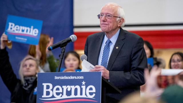 Sanders and Buttigieg campaigns ask for partial recanvass of Iowa caucuses results