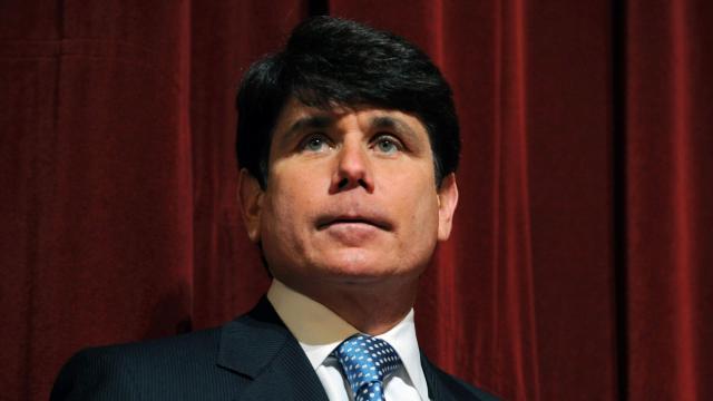 Trump commutes Blagojevich's sentence, pardons others