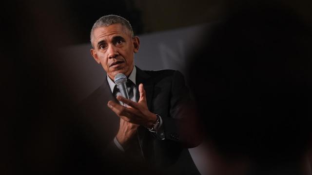 Obama congratulates Biden but is not yet endorsing anyone