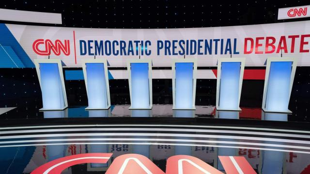 CNN and Univision to host March Democratic debate in Arizona
