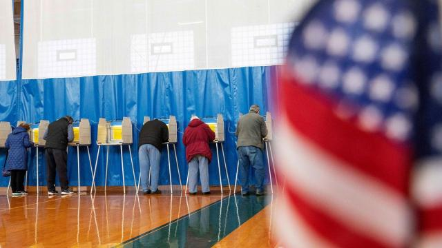 What the Super Tuesday exit polls tell us