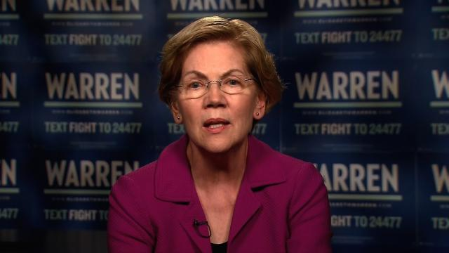 Elizabeth Warren suffers embarrassing defeat in home state of Massachusetts