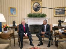 Changing Subject Amid a Pandemic, Trump Pushes a 'Crime' With Obama at Its Center