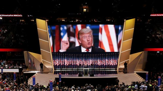 Trump says GOP forced to find new state to host convention as North Carolina stands by coronavirus measures